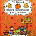Fall Themed Reading Comprehension Craftivities to Use With