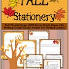 Fall Themed Stationery {FREEBIE}