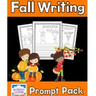 Fall Writing Prompt Pack (Color-and-Write)