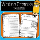 Fall Writing Prompts Freebie