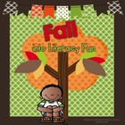 Fall into Learning Literacy Center Pack
