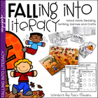 Falling Into Literacy - Fall Inspired Word Work, Reading,