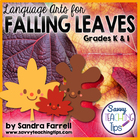 Falling Leaves Language Arts Lesson American Update also a