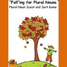 """Fall""ing for Plural Nouns (_s, _es, _ies) L.2.1, L.2.2"
