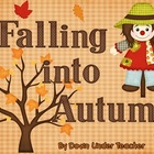 Falling into Autumn Math Pack - Common Core Aligned!