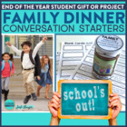 Family Dinner Conversation Starters: A Gift That Keeps Giving
