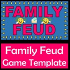 Family Feud Game (Easy to Modify for Your Class!)