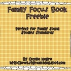 Family Focus Book Freebie