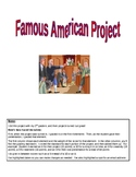 Famous American Project