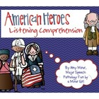 Speech Therapy: Famous People Listening and Comprehension