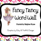 Fancy Words - Word Wall