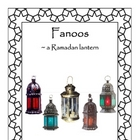 Fanoos ~ Ramadan Islamic lanterns info. guide and craft ac