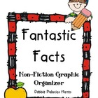 Reading Comp.: Fantastic Facts Non-Fiction Graphic Organizer