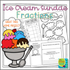 Fantastic Fraction Sundaes