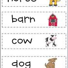 Farm- A Literacy Unit