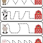 Farm Center Printables