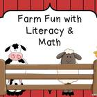 Farm Fun with Literacy and Math