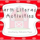 Farm Literacy Activities