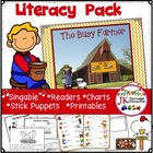 Farm Time-The Busy Farmer-A Shared Reading Singable {CCSS}