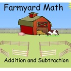 Farmyard Addition and Subtraction (SmartBoard Lesson)
