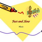 Fast and Slow Music Powerpoint Presentation