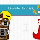 Favorite Holiday PowerPoint Lesson Materials - works with