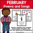 February Poems/Songs