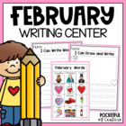 February Writing Center Mini-Packet