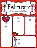 February newsletter freebies