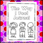 Feelings Journal - Emotional Intelligence for Social-Emoti