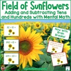 Field of Sunflowers:  Mental Math Game