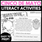 Fiesta Time {A Cinco de Mayo Mini-Unit for Little Learners}