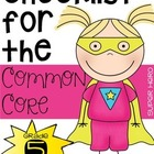 Fifth Grade Common Core Checklist
