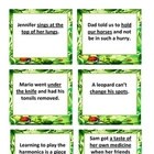 Figurative Language Game Cards
