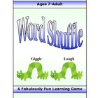Figurative Language Literary Term and Grammar Game - Word Shuffle