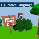 Figurative Language Overview Power Point Lesson and Intera