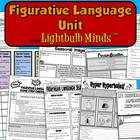Figurative Language Unit from Lightbulb Minds
