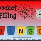 Bucket Filling BINGO-Group Edition- Savvy School Counselor
