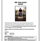 Film Guide for Sicko