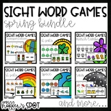 Find Me! {Differentiated Sight Word Game} Winter/Spring Edition