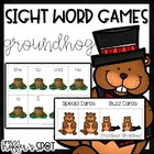 Find Phil! Sight Word Game