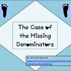 Finding Missing Denominators