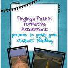 Finding a Path in Formative Assessment with Pictures