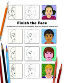 Finish the Face