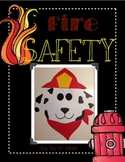 Fire Safety Craftivity