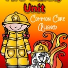 Fire Safety Unit {Common Core Aligned}