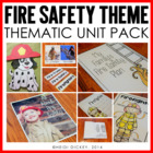 Fire Safety Unit & Craft Pack