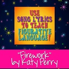 """Firework"" by Katy Perry Song Lyrics Poetry Terms Figurati"