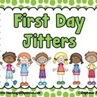First Day Jitters- Back to School Presentation
