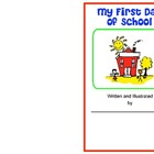 Writing-First Day of School Book